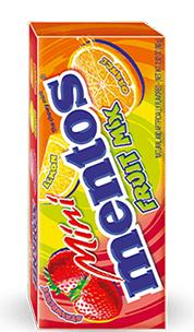 Mentos Mini - Fruit Mix
