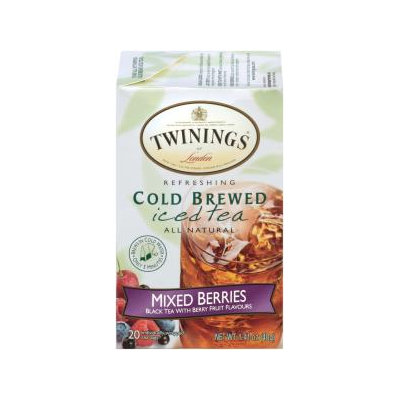 Twinings® Mixed Berries Cold Brewed Tea Bags