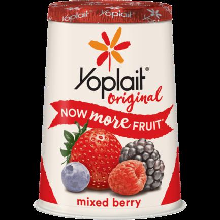 Yoplait® Original Mixed Berry Yogurt