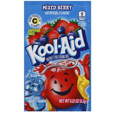Kool-Aid Mixed Berry Drink Mix