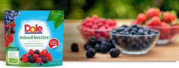 Dole Mixed Berries