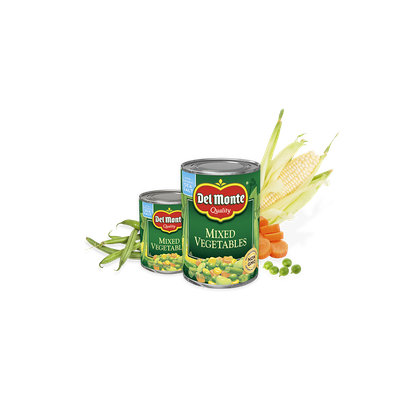 Del Monte® Mixed Vegetables