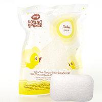 My Konjac Sponge - All Natural Konjac Baby Bath Sponge Fragrance Free