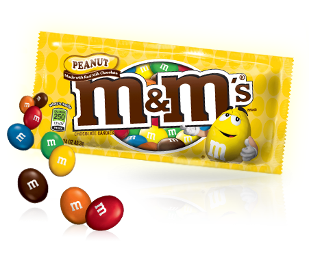 M&M'S® Peanut Chocolate Candy