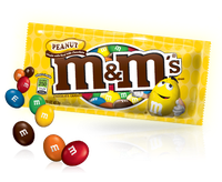 M&M'S® Milk Chocolate Peanut