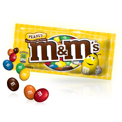 M&M's Milk Chocolate Peanut