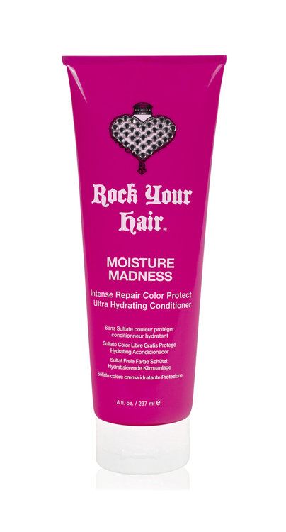 Rock Your Hair Moisture Madness Color Protect Hydrating Conditioner