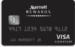 Chase Marriott Rewards