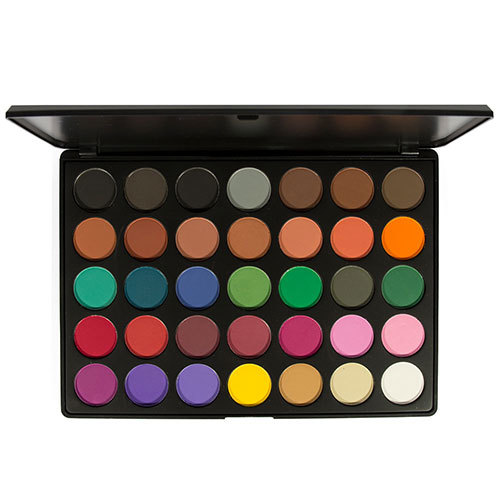 Morphe 35C Multi-Color Matte Eyeshadow Palette