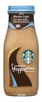 STARBUCKS®  Bottled Mocha Light Frappuccino® Coffee Drink