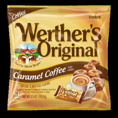 Werther's Original Caramel Coffee Hard Candies