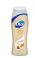 Dial® Healthy Moisture with Soy and Almond Milk Body Wash