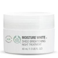 The Body Shop Moisture White Night Treatment 40 ml