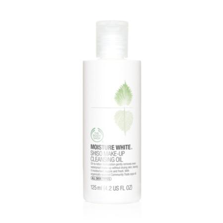 THE BODY SHOP® Moisture White Shiso Cleansing Oil