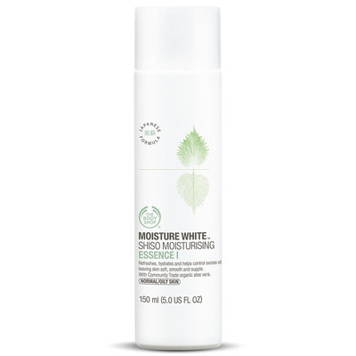 The Body Shop Moisture White Shiso Moisturising Essence 150 ml