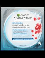Garnier Skinactive Moisture Bomb Mask