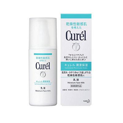 Curél® Moisture Face Milk