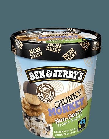 Ben & Jerry's® Chunky® Non-Dairy Frozen Dessert