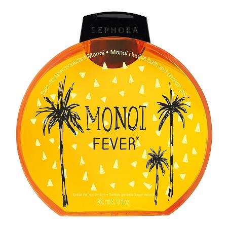 SEPHORA COLLECTION Bubble Bath & Shower Gel Monoi Fever