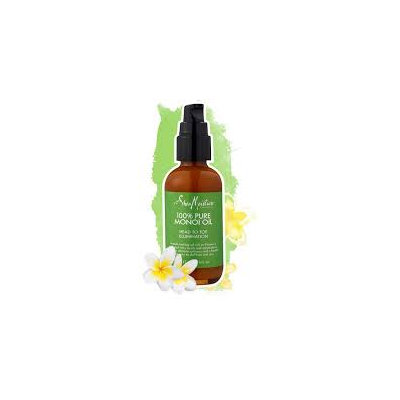 SheaMoisture 100% Pure Monoi Oil Head To Toe Illumination
