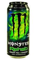 Monster Rehab Green Tea