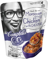 Campbell's® Moroccan Style Chicken with Chickpeas Soup