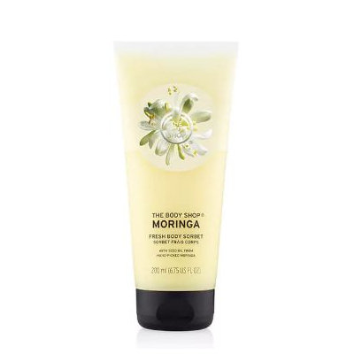 THE BODY SHOP® Moringa Body Sorbet