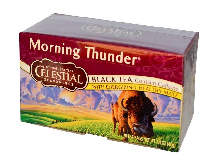 Celestial Seasonings® Morning Thunder Black Tea