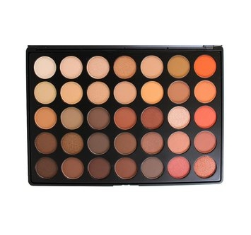 Morphe Brushes 35O 35 Color Nature Glow Palette