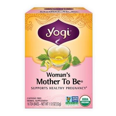 Yogi Tea Woman's Mother To Be