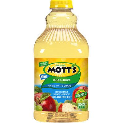 Mott's® 100% Apple White Grape Juice