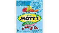 Mott's® Medleys Fruit Flavored Snacks - Strawberry Apple