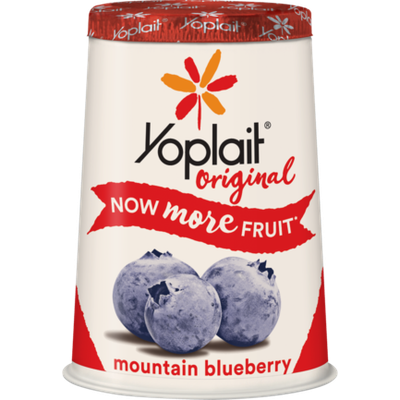 Yoplait® Original Mountain Blueberry Yogurt