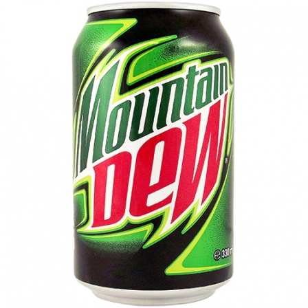 Mountain Dew® Soda
