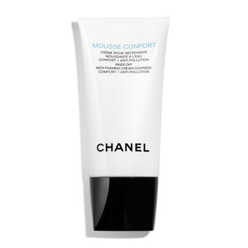 CHANEL Mousse Confort Rinse-Off Rich Foaming Cream Cleanser Comfort + Anti-Pollution