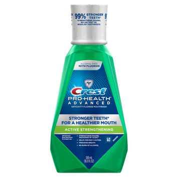 Crest Pro-health Advanced Active Strengthening Mouthwash