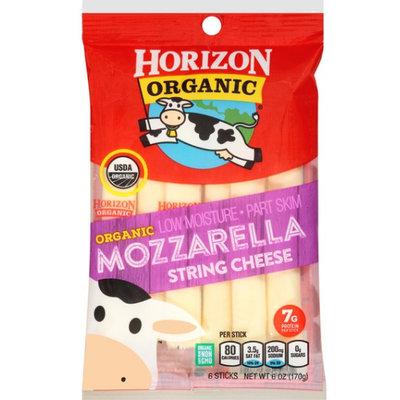 Horizon Mozzarella String Cheese