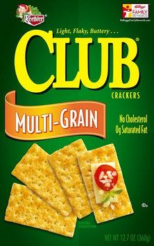 Keebler Club Crackers Multi Grain