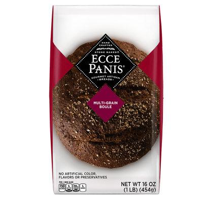 Ecce Panis® Handcrafted Stone Baked Multi-Grain Boule Gourmet Artisan Breads