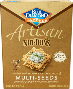 NUT-THINS® ARTISAN Multi-seed