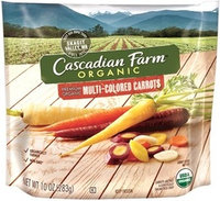 Cascadian Farm Organic Multi-Colored Carrots