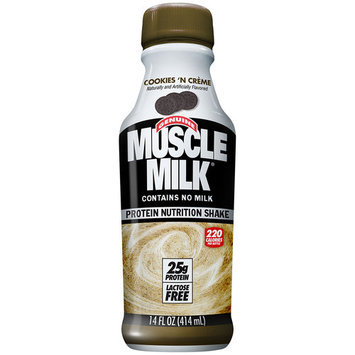 Muscle Milk Cookies N Cream