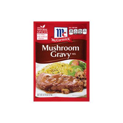 McCormick® Mushroom Gravy Mix
