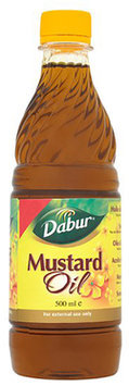 Dabur Pure Indian Mustard Seed Oil 250 mL