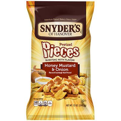 Snyder's-Of-Hanover Honey Mustard & Onion