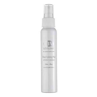 Rose Hydrating Mist 120ml by MV Organic Skincare