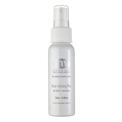 Rose Hydrating Mist 70ml by MV Organic Skincare