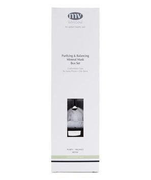 Mv Organic Skincare Purifying & Balancing Mineral Mask Set