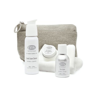 Mv Organic Skincare Travel Essentials for Hypersensitivity