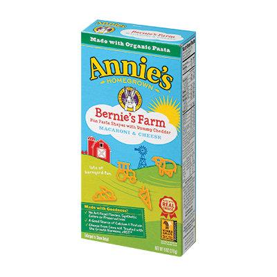 Annie's® Bernie's Farm Macaroni & Cheese